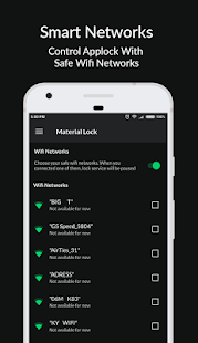 Applock Material - Lock Apps, PIN & Pattern Lock Screenshot