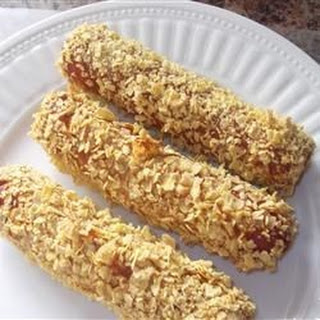 Easy, Crunchy Hot Dogs.