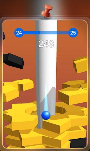 Code Triche Happy Stack Ball-crush helix jump mod apk screenshots 4