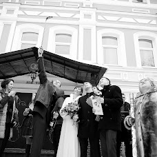 Wedding photographer Olga Gorkovceva (Gorkovceva). Photo of 11.01.2018