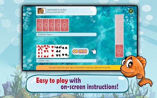 Go Fish: Kids Card Game (Free) 1.21 screenshots 6