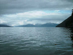 Photo: Stephens Passage where Gastineau Channel and Taku Inlet all connect.