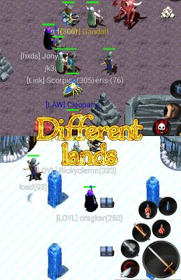 Forgotten Tales MMORPG Online - screenshot