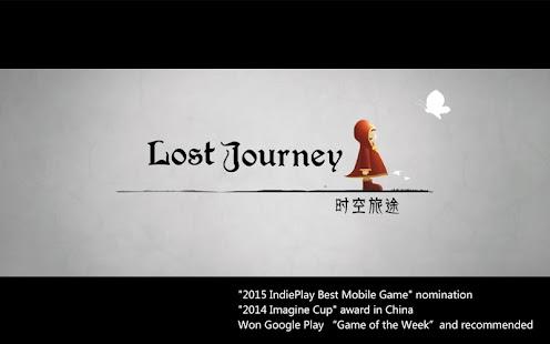 Lost Journey ( Jornada Perdida ) imagem do Jogo