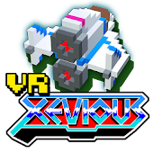 MilboxTouch ver. VR XEVIOUS