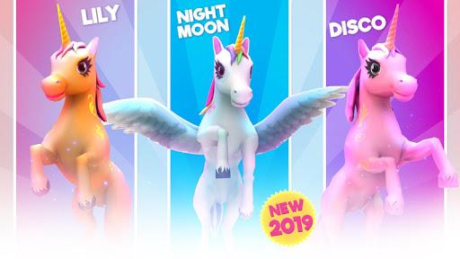 Unicorn Runner 2019 - Running Game 1.7 app download 4