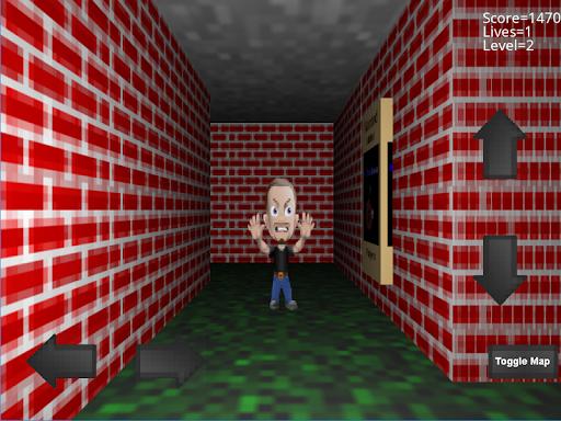 Pixelated Labrynth screenshot 4