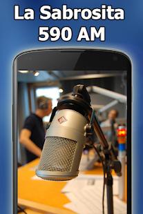 Radio La Sabrosita 590 AM Gratis En Vivo Mexico