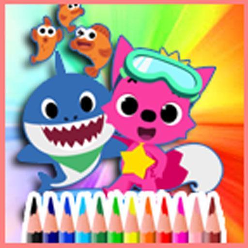 Baby Shark Coloring Book Apl Di Google Play
