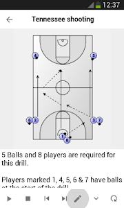 Basketball Playview screenshot 2