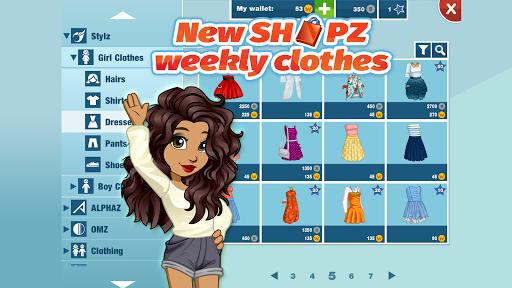 Woozworld - Fashion & Fame MMO filehippodl screenshot 4