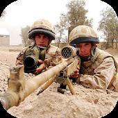Sniper Battle War