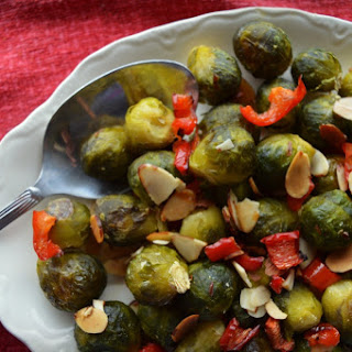 Brussel Sprouts Red Pepper Recipes