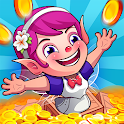 Idle Fairy Tycoon: build and defend the fairyland icon