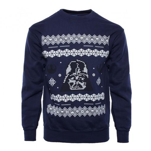Star Wars: Darth Vader Christmas Unisex Sweater/Jumper