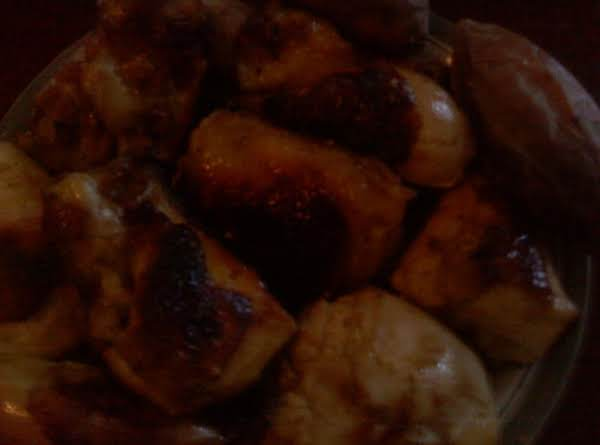 Ginger-lime (gingime) [pronounced Jin - Jime] Grilled Chicken