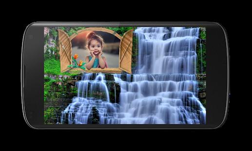 Vodopád foto rámečky 2 - náhled