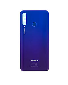 Honor 20 lite Back Cover Phantom Blue
