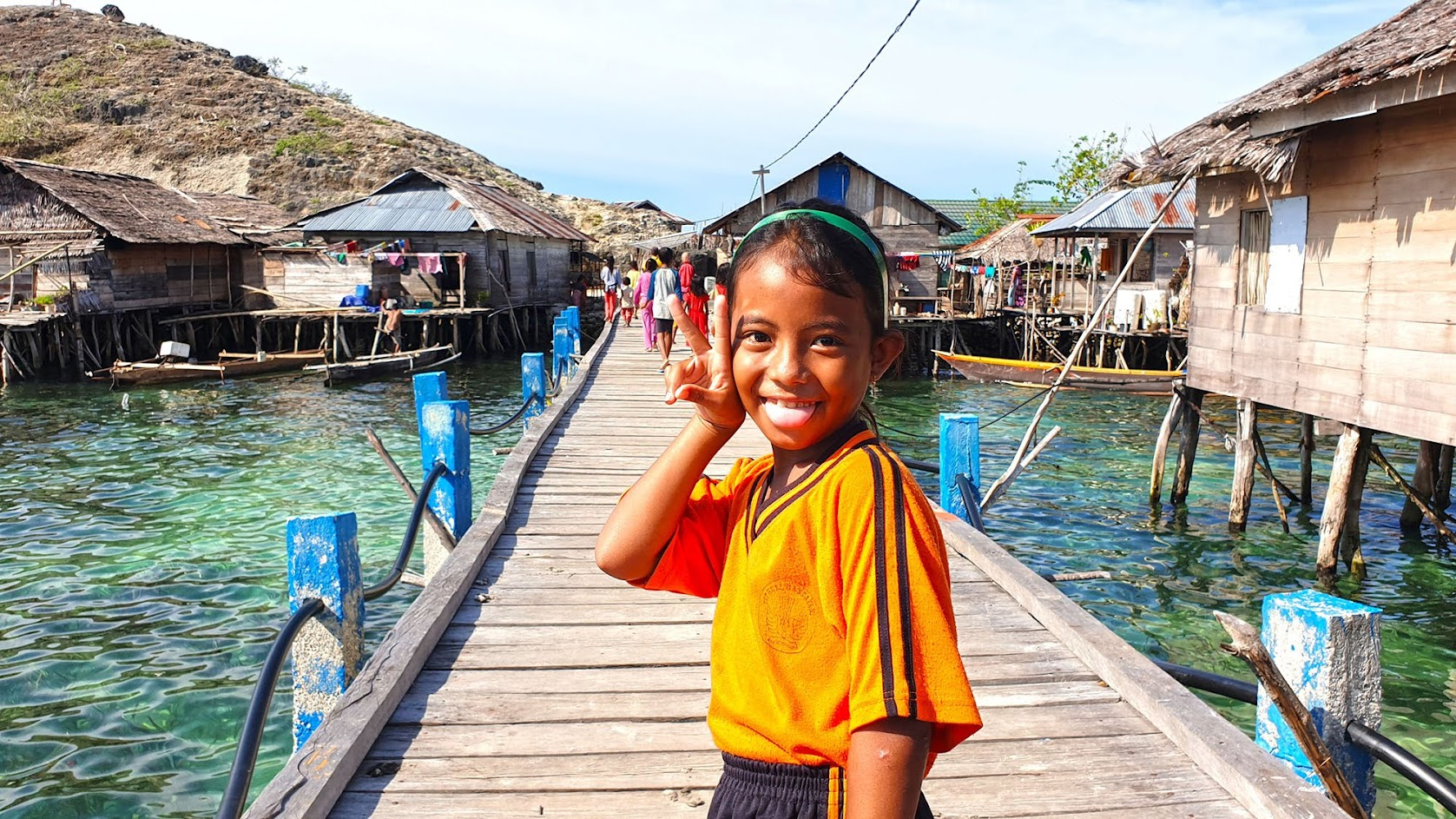 DIAS 90 a 98 –Visitar as ILHAS TOGEAN e o povo Bajau, os Ciganos do Mar