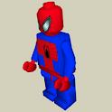 Amazing Spider Running Man icon
