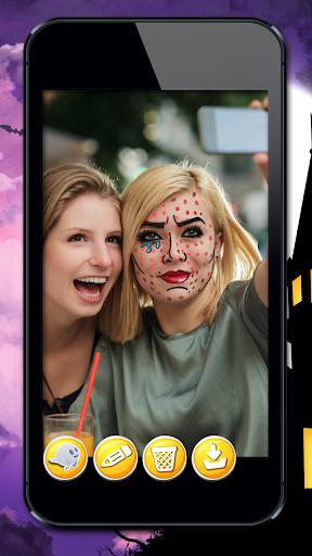 玩免費個人化APP|下載化妝遊戲 萬聖節 app不用錢|硬是要APP