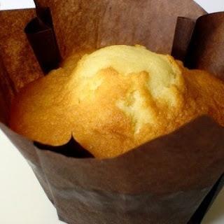Vanilla Muffins.