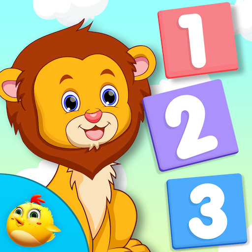 Toddlers Learning Numbers
