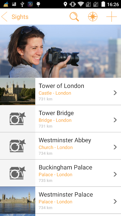 London Travel Guide - Tourias- screenshot