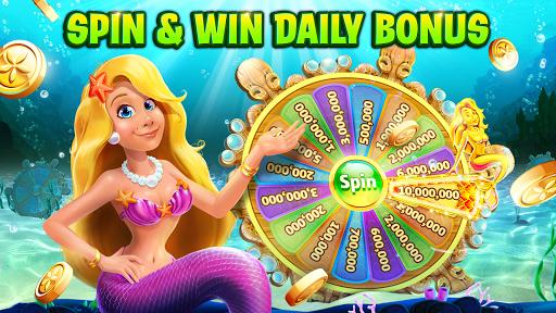 Gold Fish Casino Slots - FREE Slot Machine Games apktreat screenshots 1