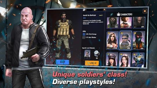 Arena Of Survivors MOD (Unlimited Bullets) 2