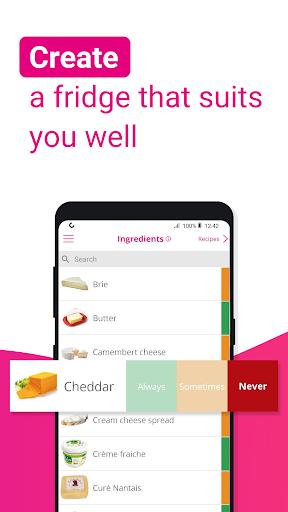Magic Fridge: Easy recipe idea and anti-waste 4.2.3 screenshots 2