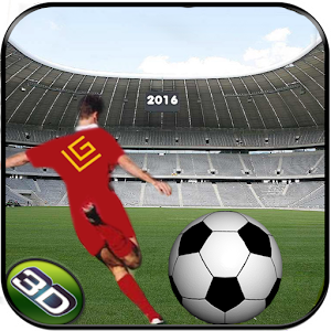 GV Real Football soccer 2016 for PC and MAC