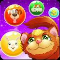 Pet Bubble Pop Game icon