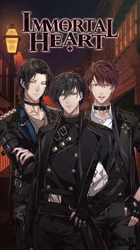 Immortal Heart : Sexy Anime Otome Game Dating Sim - screenshot