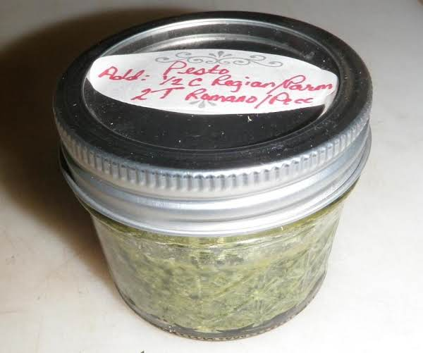 Pesto Recipe