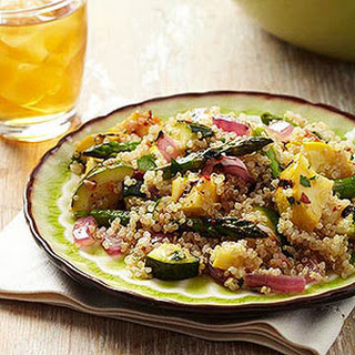 Herb and Vegetable Quinoa