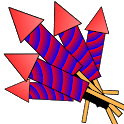Shiny Fireworks icon