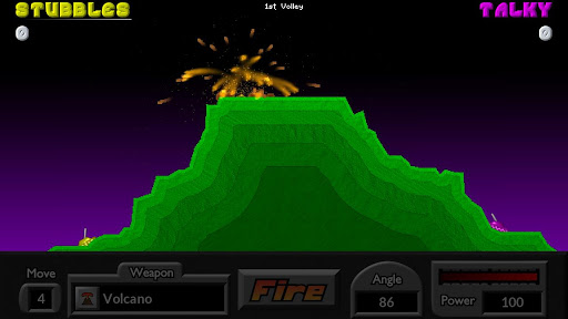 Pocket Tanks  screenshots 1