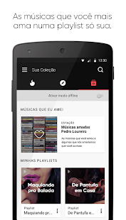 Superplayer Music Playlists: miniatura da captura de tela