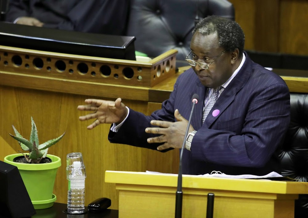 Tito Mboweni says annuitisation of provident funds to be compulsory