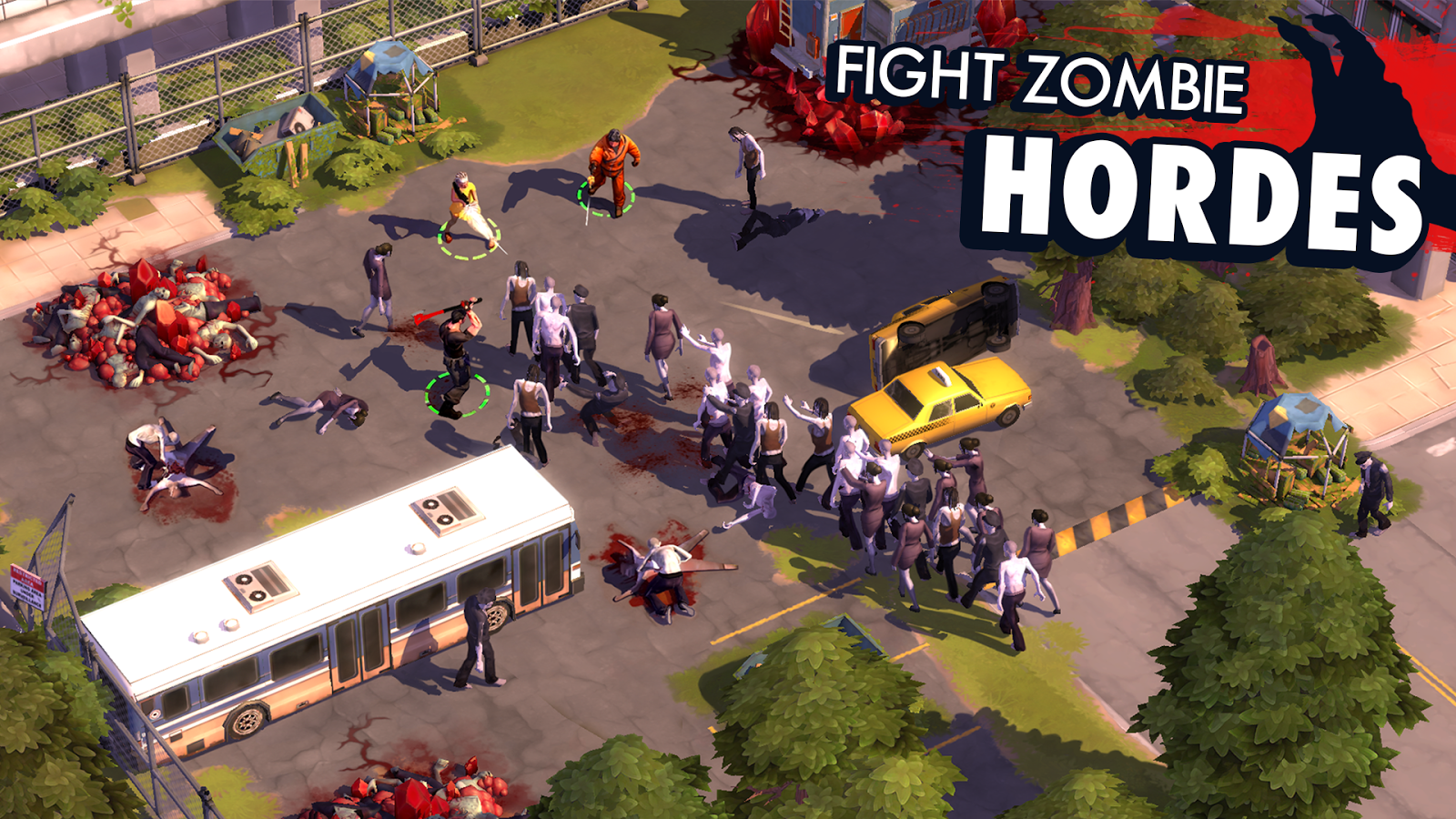 Zombie Anarchy: Survival Game- screenshot