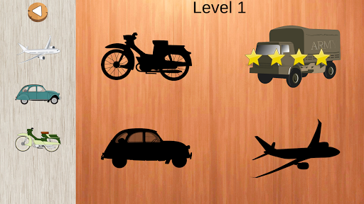Vehicles Puzzles  screenshots 3