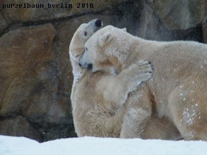 Photo: Knut und Gianna wuenschen einen schoenen Samstagmorgen :-)