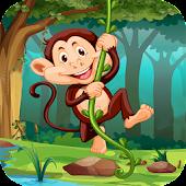 monkey Benji bananas 2