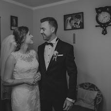 Wedding photographer Małgorzata Mordzińska (mordziska). Photo of 10.11.2016