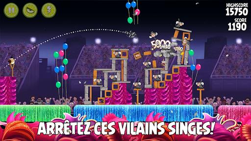 Angry Birds Rio  captures d'écran 2
