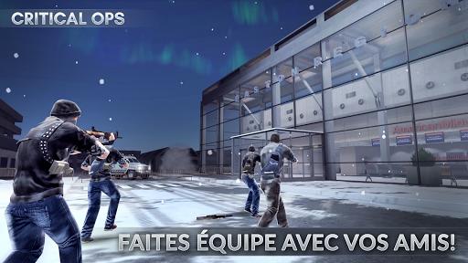 Critical Ops  captures d'écran 1