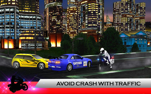 Police Moto: Criminal Chase screenshot 9