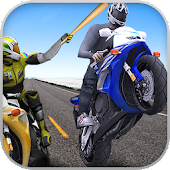 Bike Stunt Fight - Attack Race