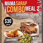 MaMaSarap iCombo Meals